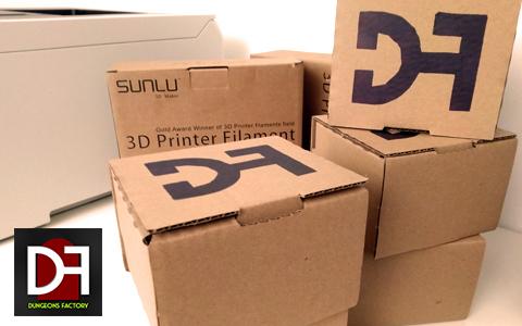 Des boîtes & des boîtes!