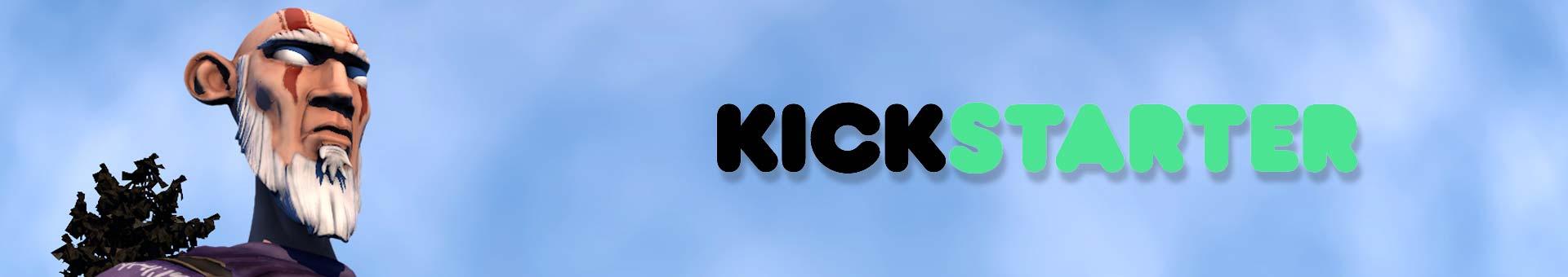 Palier Kickstarter atteint !