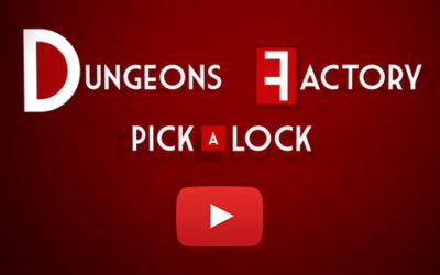 Pick a lock sur Youtube